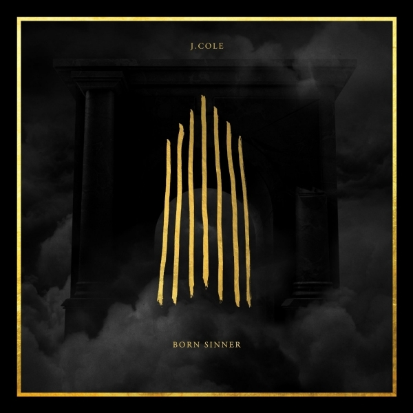 J. Cole - Born Sinner CD