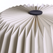 Table Lamp with Paper Shade - Image 3