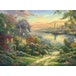 Gibsons New England Harbour Jigsaw Puzzle - 1000 pieces - Image 2