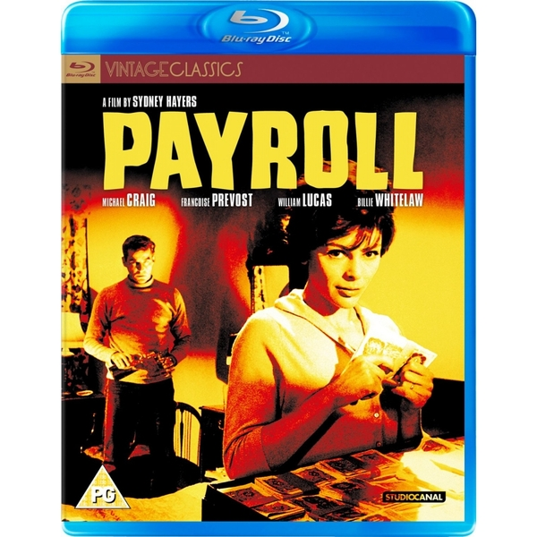 Payroll Digitally Restored Blu-ray