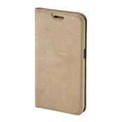 Hama Samsung Galaxy S6 Guard Booklet Case (Beige)