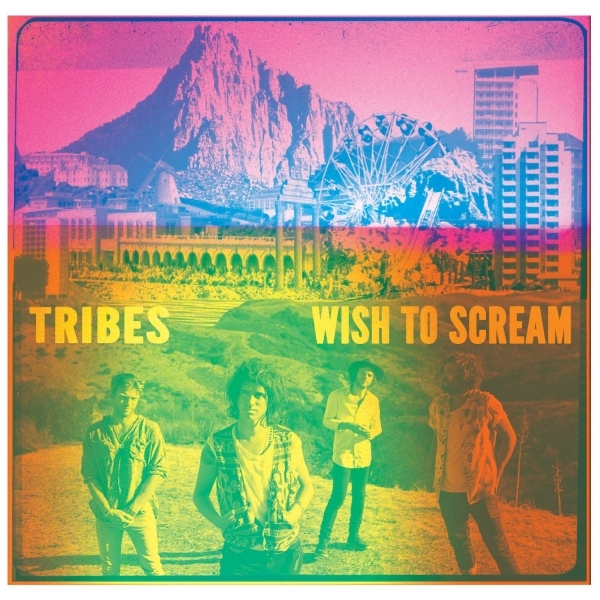 Tribes - Wish to Scream CD