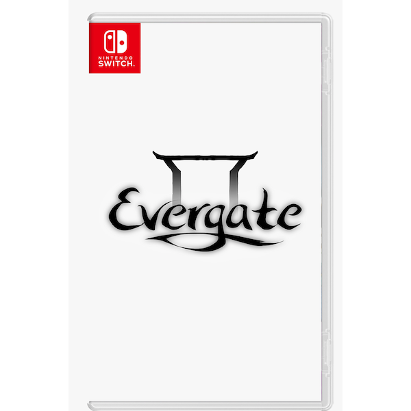 Evergate Nintendo Switch Game