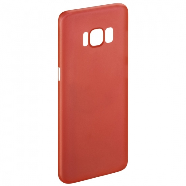 Hama Ultra Slim Cover for Samsung Galaxy S8, Red - Image 2