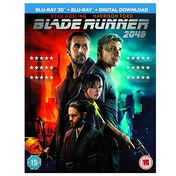 Blade Runner 2049 2 Disc Edition 3D Blu-ray & Blu-ray