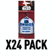 R2D2 Fresh Linen (Pack Of 24) Star Wars Air Freshener