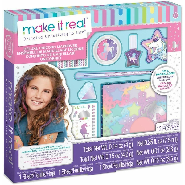 Make It Real - Deluxe Unicorn Makeover