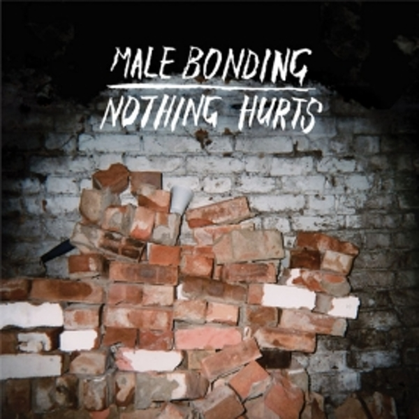 Male Bonding - Nothing Hurts CD