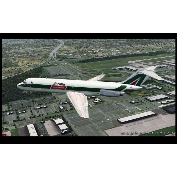 Ultimate Airliners DC-9 Deluxe PC Game - Image 4