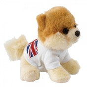 Gund Itty Bitty Boo With British Flag T Shirt Plush
