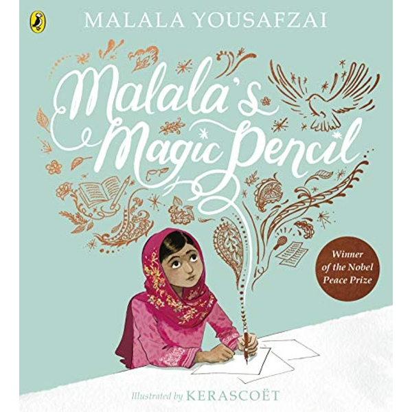 Malala's Magic Pencil  Paperback / softback 2019