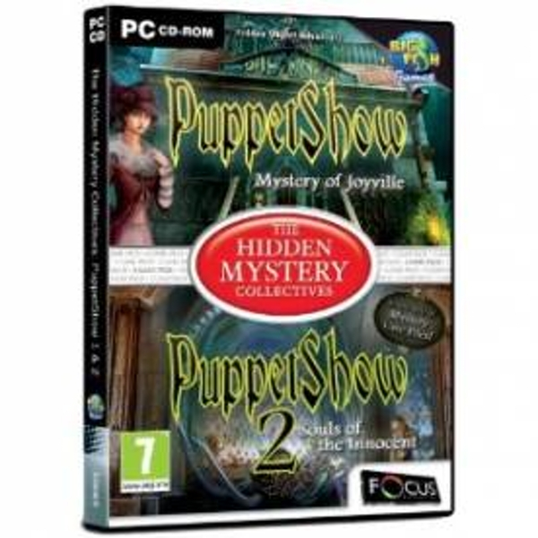 The Hidden Mystery Collectives Puppet Show 1 & 2 Game PC