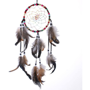 Multi Colored Dream Catcher Pack Of 6