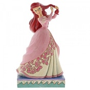 Curious Collector (Ariel Princess Passion) Disney Traditions Figurine [Damaged Packaging]
