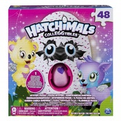Hatchimals 48 Piece Jigsaw Puzzle & Surprise EGGsclusive CollEGGtible