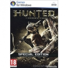 Hunted The Demons Forge Special Edition Game PC