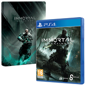 Immortal Unchained PS4 Game + Steelbook (and Bonus DLC)