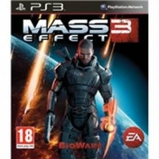 Mass Effect 3 Game PS3
