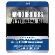 Band Of Brothers HBO Complete Series (Commemorative 6-Disc Gift Set In Tin Box) Blu-Ray