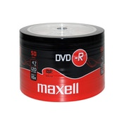 Maxell DVD-R 50 Pack Shrink Wrap