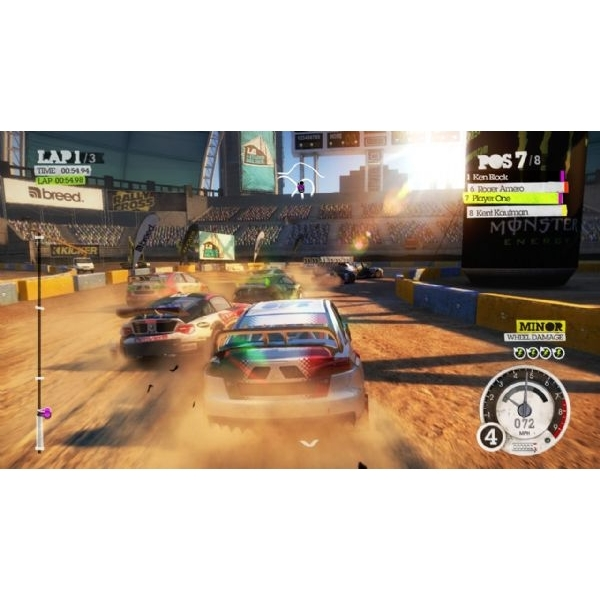 Colin McRae Dirt 2 Game PC - Image 2