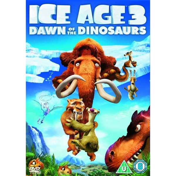 Ice Age 3: Dawn Of The Dinosaurs DVD
