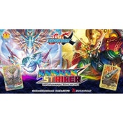 Buddyfight X TCG: Rainbow Striker Booster Box (30 Packs)