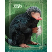 Fantastic Beasts 2 Niffler Mini Poster