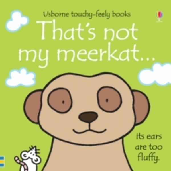 That's Not My Meerkat by Fiona Watt (Board book, 2013)