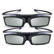 Samsung 2 x Battery Operated 3D Glasses