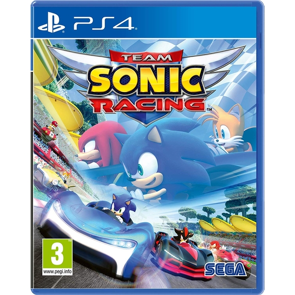 Team Sonic Racing PS4 Game - Image 1
