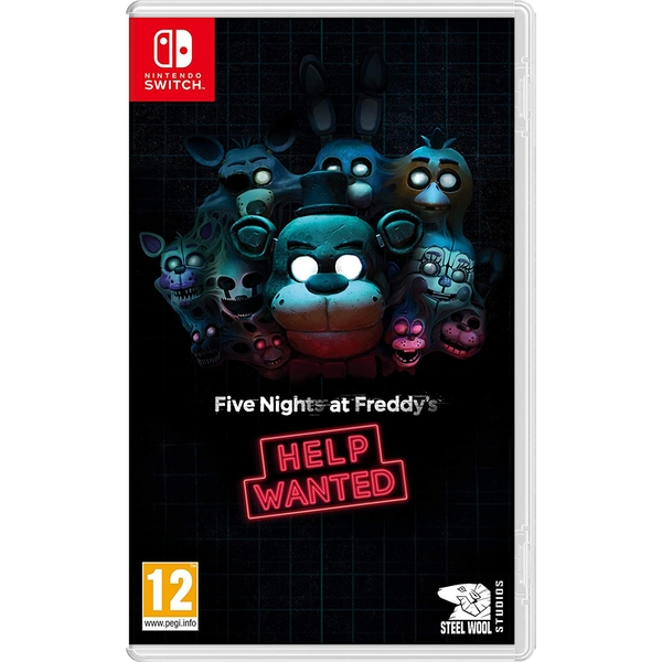 Five Night's at Freddy's Help Wanted Nintendo Switch Game