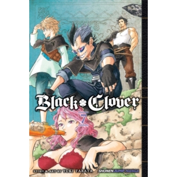 Black Clover, Vol. 7 : 7