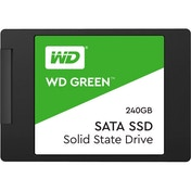 Western Digital WDS240G2G0A WD 240 GB Internal SSD 2.5 Inch SATA, Green