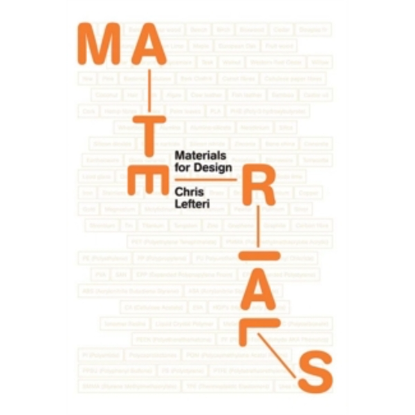 Materials for Design by Chris Lefteri (Paperback, 2014)