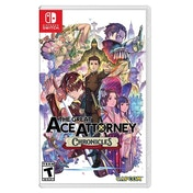 The Great Ace Attorney Chronicles Nintendo Switch Game