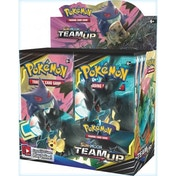 Pokemon TCG: Sun & Moon 9 Team Up Booster Box (36 Packs)