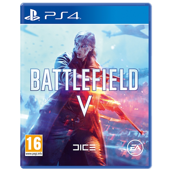 Battlefield V PS4 Game