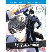 Haven't You Heard? I'm Sakamoto Complete Season 1 DVD   Blu-ray