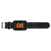 Ozzy Osbourne - Logo Leather Wrist Strap