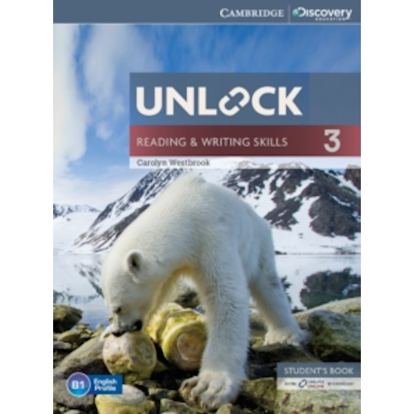 Unlock Level 3 Reading and Writing Skills Student's Book and Online Workbook by Carolyn Westbrook (Mixed media product, 2014)