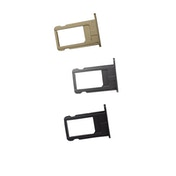 iPhone 6+ Replacement Sim Tray / Sim Holder 3 Pack - Gold, Silver & Space Grey