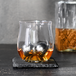 Snifter Glasses with Steel Ice Balls - Set of 2   M&W - Image 4