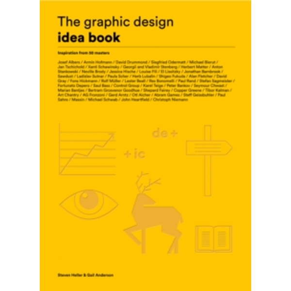 Start Here if You Want to Make Great Graphic Design by Gail Anderson, Steven Heller (Paperback, 2016)