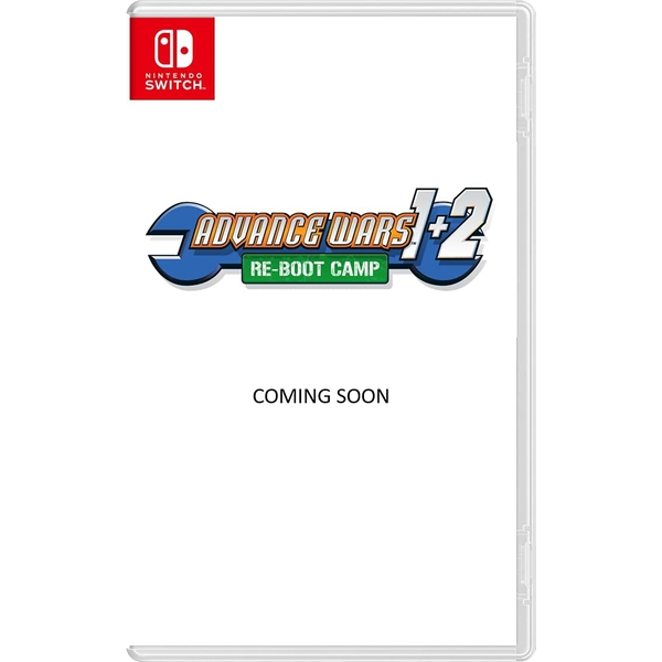 Advance Wars 1+2 Re-Boot Camp Nintendo Switch Game