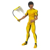 Bruce Lee Yellow Jumpsuit Action Figure
