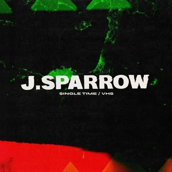 Jack Sparrow ‎- Single Time / VHS Vinyl
