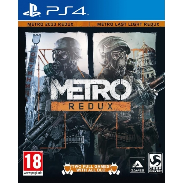 Metro Redux PS4 Game