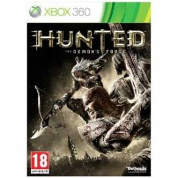 Hunted The Demons Forge Game Xbox 360