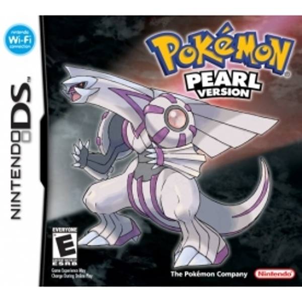 Pokemon Pearl Version Game DS